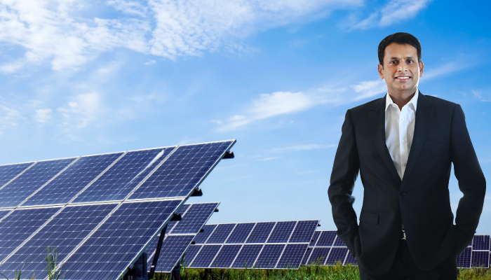 A Solar Power Enterprise Bringing in New Perspective on Global Sustainability